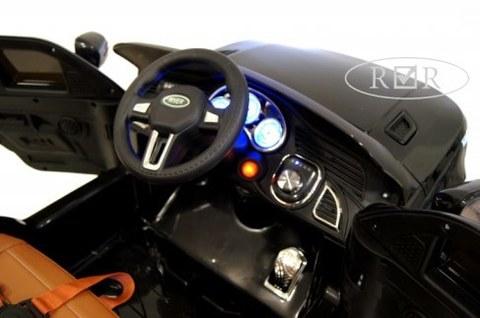 Детский электромобиль Rivertoys E999KX черный