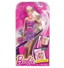 """Игровой набор с куклой Барби """"Много разных стилей!"""""""