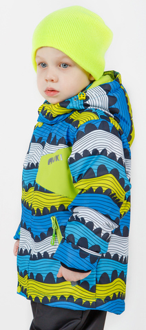 Демисезонный комплект для мальчика Uki kids Гномик серый