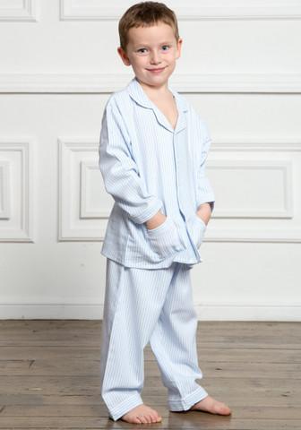 Мягкая фланелевая пижамка для мальчика