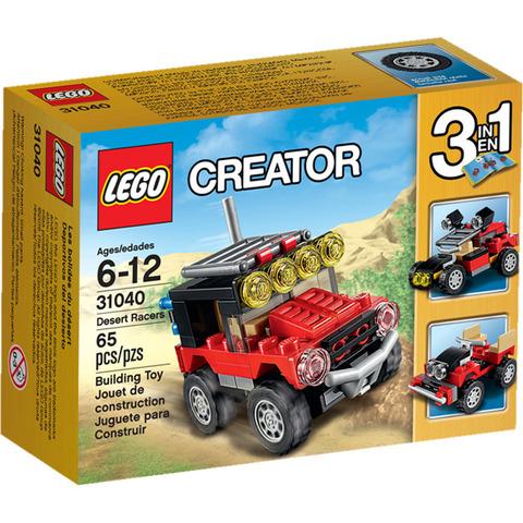 LEGO Creator: Гонки в пустыне 31040 — Desert Racers — Лего Креатор Создатель
