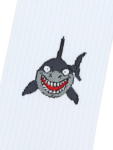Носки с акулой (Чеснок)