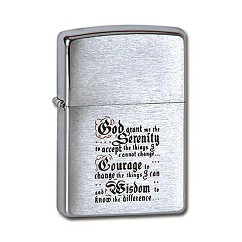 Зажигалка Zippo Библия
