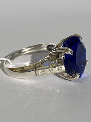 Кредо (кольцо из серебра)