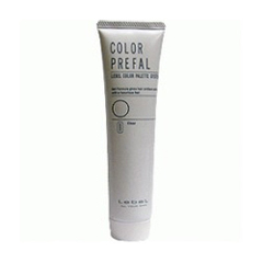 Краска для волос гелевая №13 Подсолнечник (желтый) Lebel Color Prefal Gel Sunflower Yellow 150гр