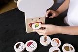 Развивающая игра «Съедобное-несъедобное»