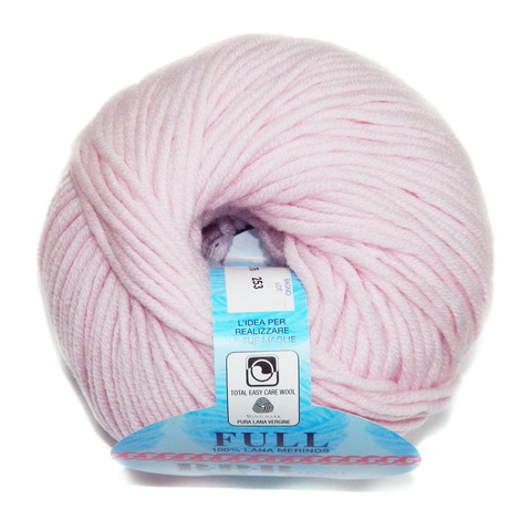 Пряжа BBB Filati Full 86276 нежно-розовый