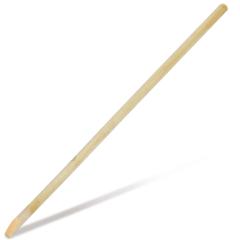 Черенок для грабель/косы (диаметр 32 мм, длина 1500 мм)