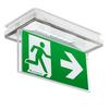 Светильник аварийного освещения при эвакуации ONTEC-S со съемным табло – общий вид
