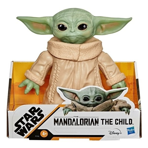Фигурка Star Wars Mandalorian The Child Posable Action Figure