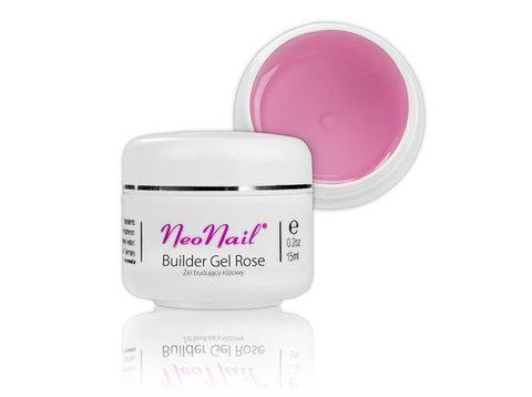 NeoNail Гель скульптурный (натурально-розовый) Builder Gel Rose 50 мл 4849-2