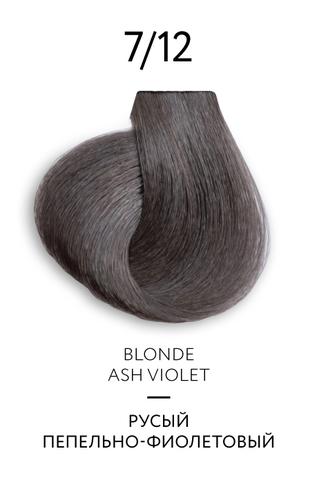 OLLIN COLOR Platinum Collection  7/12 100 мл Перманентная крем-краска для волос