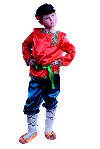 Взять напрокат карнавальный костюм Ванюшка - Магазин
