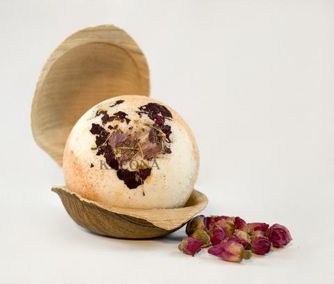Бурлящий шар «Цветок страсти»
