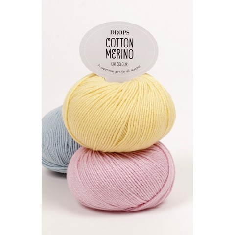 Cotton Merino (Drops)