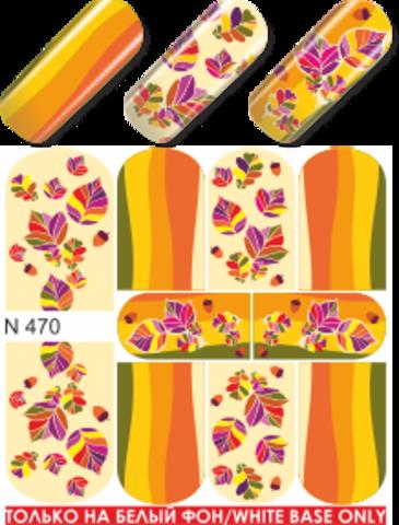 Слайдер-Дизайн 470 milv