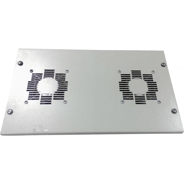 Вентиляторный блок с термостатом (2 вентилятора), БВ-2Т: купить оптом в Москве по низкой цене