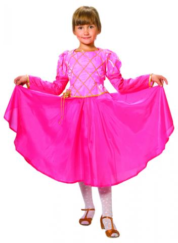 Костюм Принцесса розовый