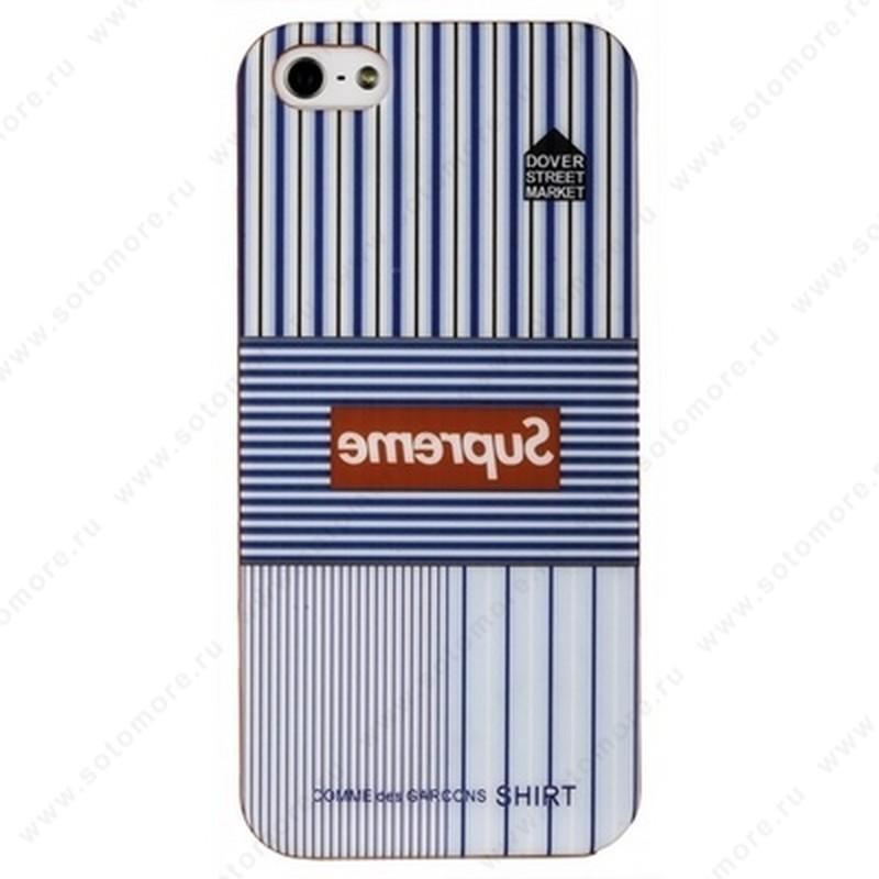 Накладка Supreme для iPhone SE/ 5s/ 5C/ 5 вид 1