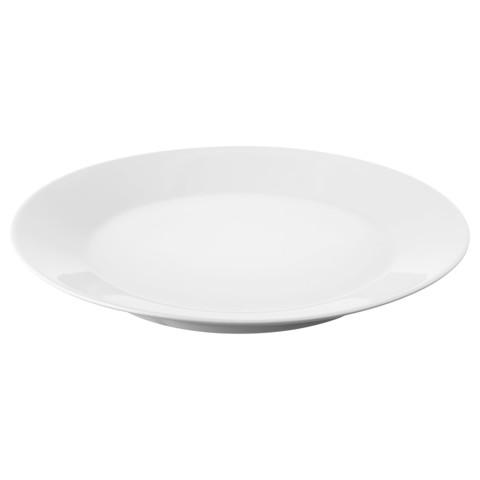 ИКЕА/365+ Тарелка белый