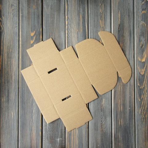 Коробка мгк С УШКАМИ (115*115*40мм)