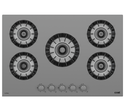 Встраиваемая газовая панель Beko HIPD75222ST