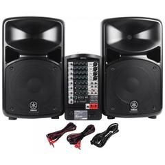 Звукоусилительные комплекты Yamaha STAGEPAS 600i