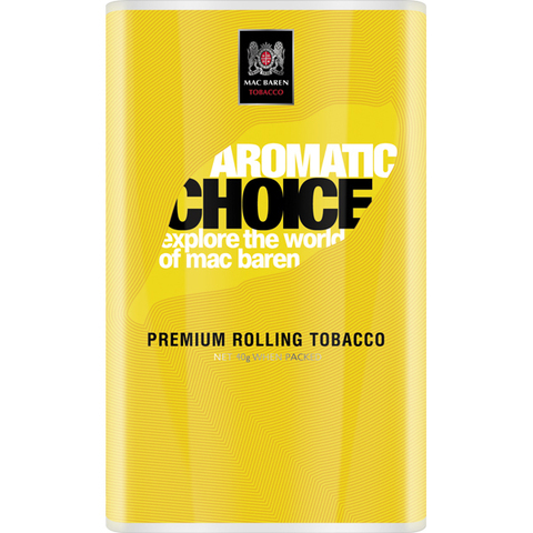 Табак для самокруток Mac Baren Aromatic Choice