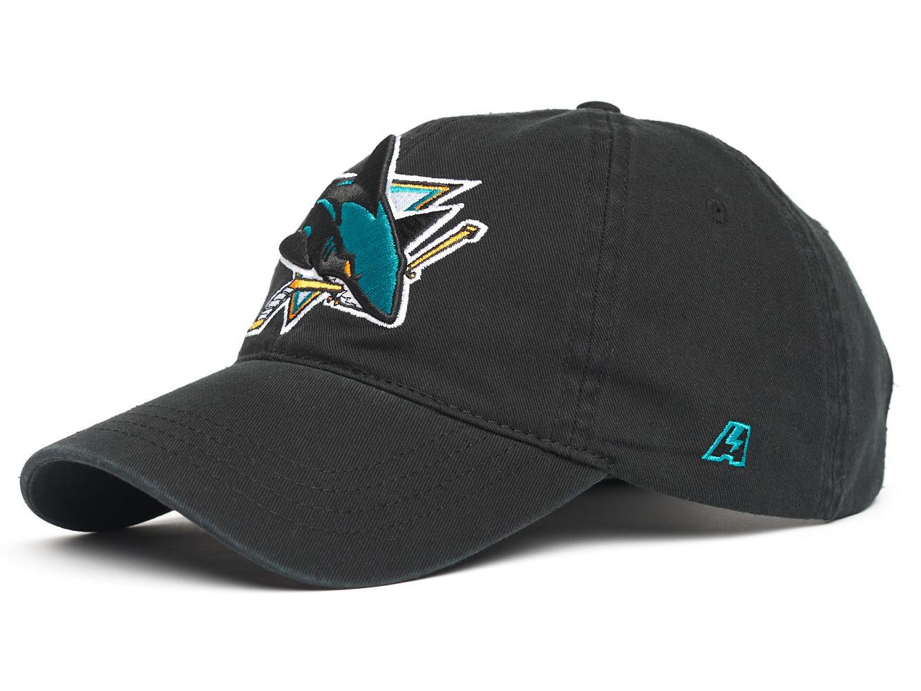 Бейсболка NHL San Hose Sharks облегченная