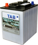 Аккумулятор TAB Motion Golf Cart T 8372395 ( 6V 180Ah / 6В 180Ач ) - фотография