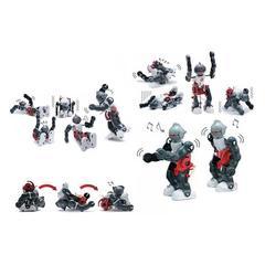 Электромеханический конструктор ND Play На элементах питания Робот-акробат