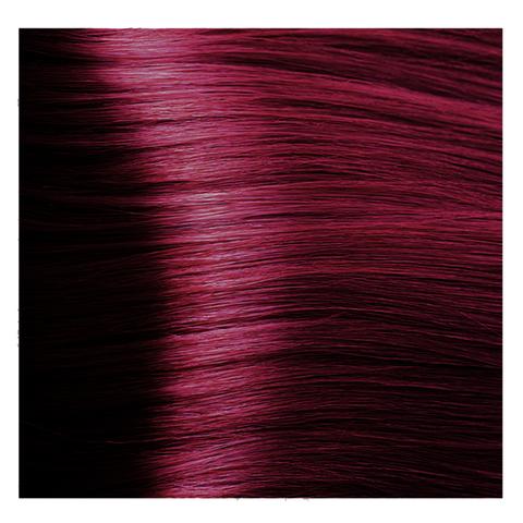 Специальное мелирование  крем-краска для волос с гиалуроновой кислотой HY, Амарантовый 100 мл.