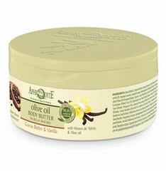 Ультраувлажняющиее крем-масло для тела с какао и ванилью, Aphrodite