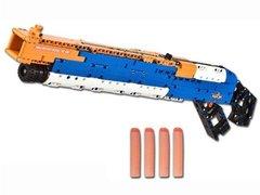 Конструктор Cada Technics, дробовик M1887, 506 деталей, стреляет пульками - C81004W
