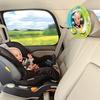 Волшебное зеркало контроля за ребёнком в автомобиле