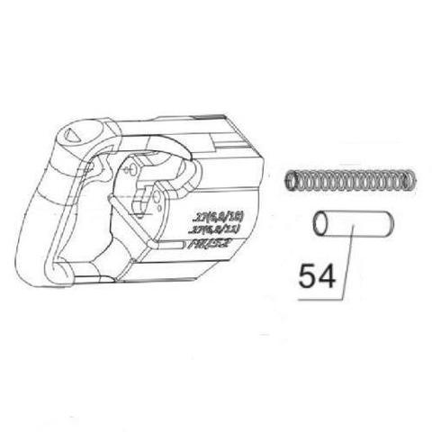 Втулка пружины ствола для монтажного пистолета ПЦ-84, GFT-5 (54)