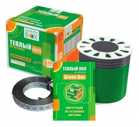 Теплый пол Теплолюкс Green Box GB1000