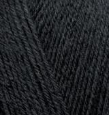 Alize Superwash 60 черный