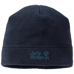 Шапка флисовая Jack Wolfskin Vertigo Cap night blue