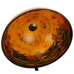 Глобус-бар настольный «Материк», фото 6