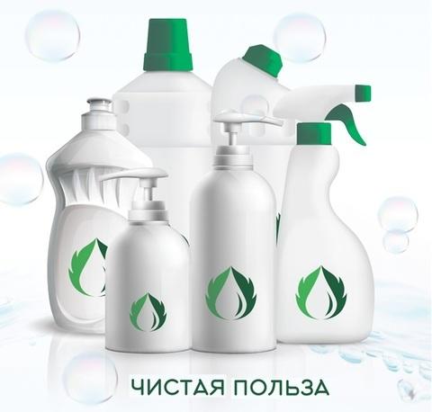 Чистая польза  Мягкое жидкое мыло НЕЙТРАЛЬНОЕ  500 мл