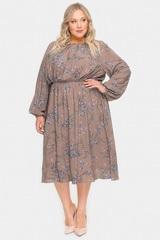 Платье из штапеля 1924501