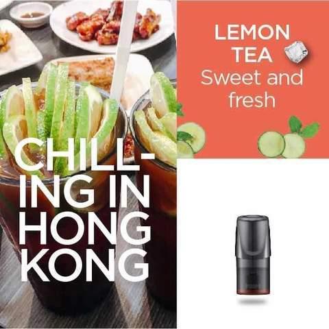 Сменный Картридж RELX 2ml Lemon Tea 3% (1шт)