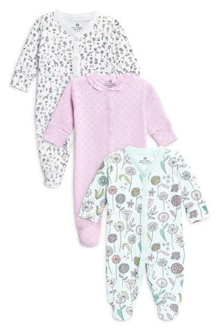 Пижама (набор 3 шт.)