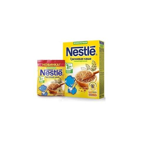 Nestlé® Безмолочная гречневая каша гипоаллергенная