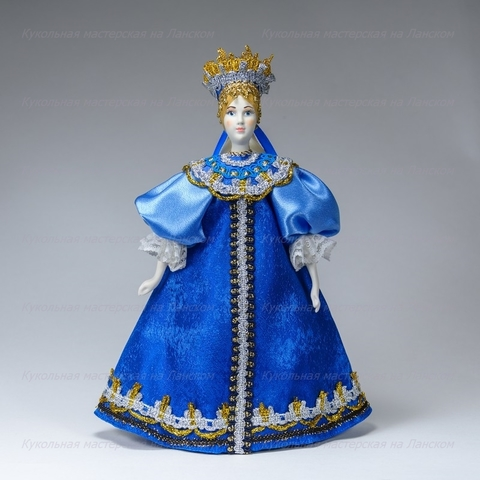 Кукла в русском народном костюме