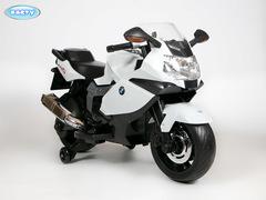 Электромотоцикл  BMW K1300S белый