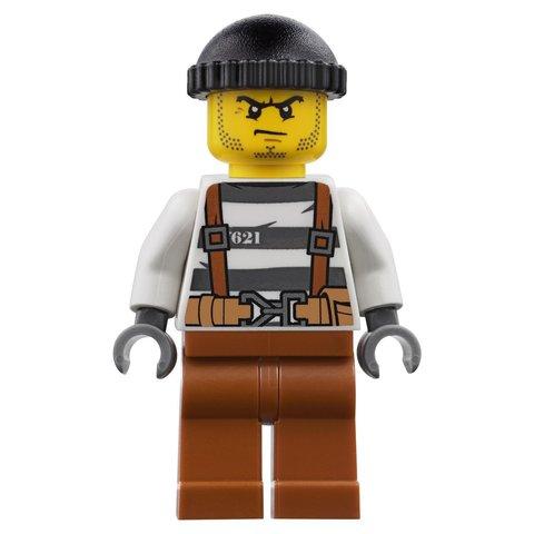 LEGO City: Полицейский квадроцикл 60135 — ATV Arrest — Лего Сити Город
