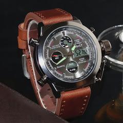 Часы AMST коричневые