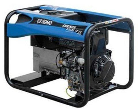 Кожух для дизельной электростанции SDMO Diesel 6500 TE XL C Auto
